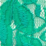 Lace Knit Fabric Mint