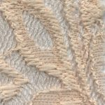 Lace Knit Fabric peach