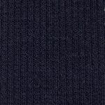 Poly Rayon Rib 2×2 Navy