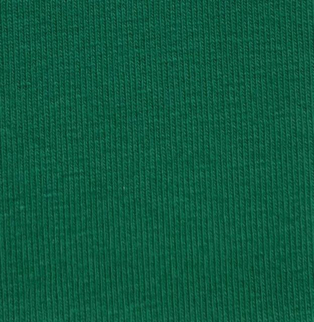 Turkish Cotton Jersey Spandex Kelly Green 12 oz