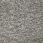 Turkish Cotton Jersey Spendex Light Grey Melange