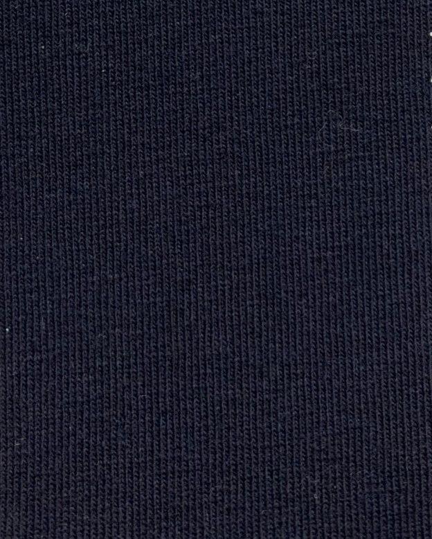 Turkish Cotton Jersey Spandex Navy