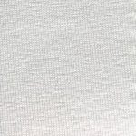 Turkish Cotton Jersey Spandex white