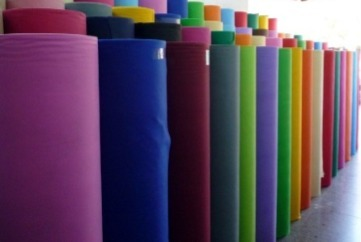 stretch poplin fabric