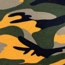DTY Camo Print Wholesale fabric 2